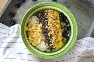 Joghurt mit Toppings1