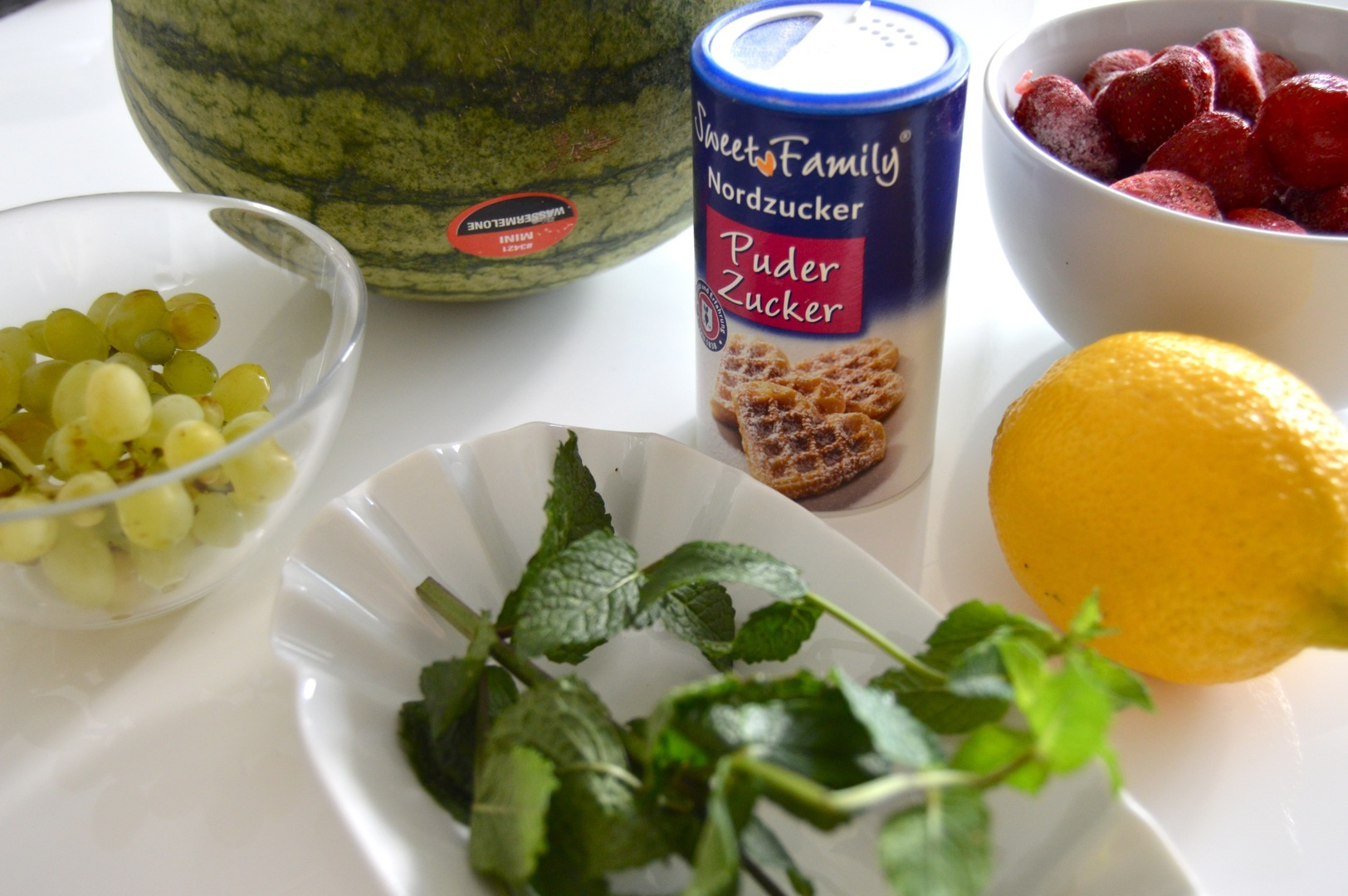Melonensuppe 2