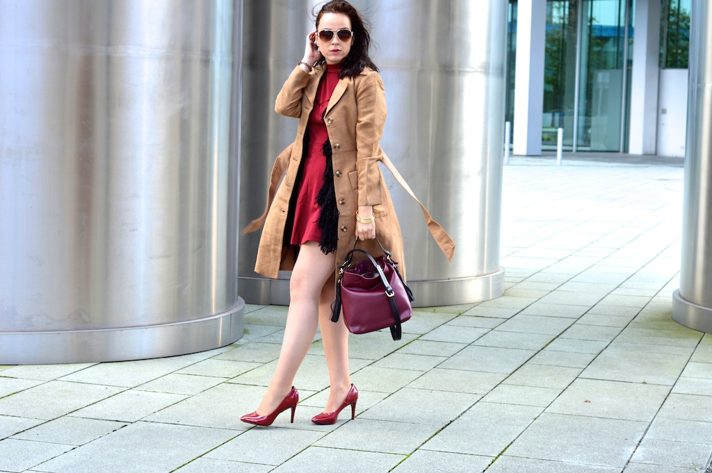 fall colours | brown & red1