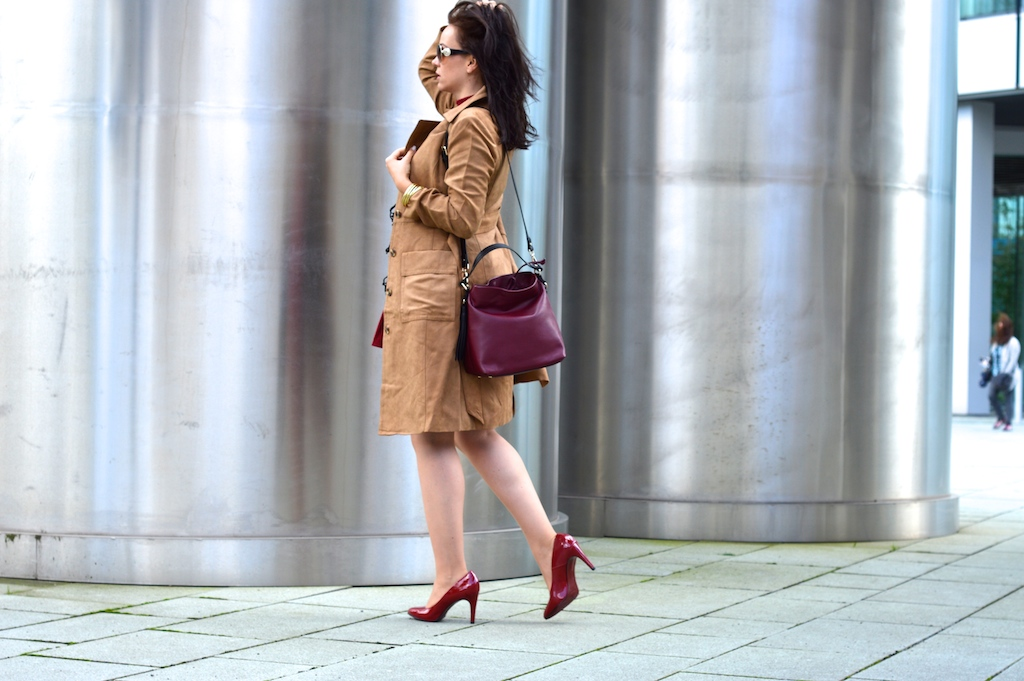 fall colours | brown & red4