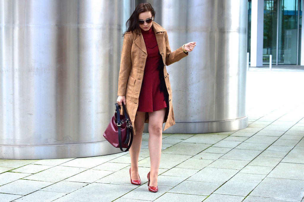 fall colours | brown & red5