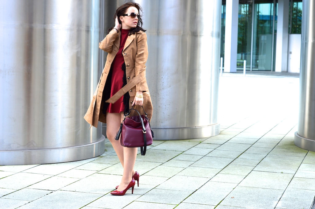 fall colours | brown & red6